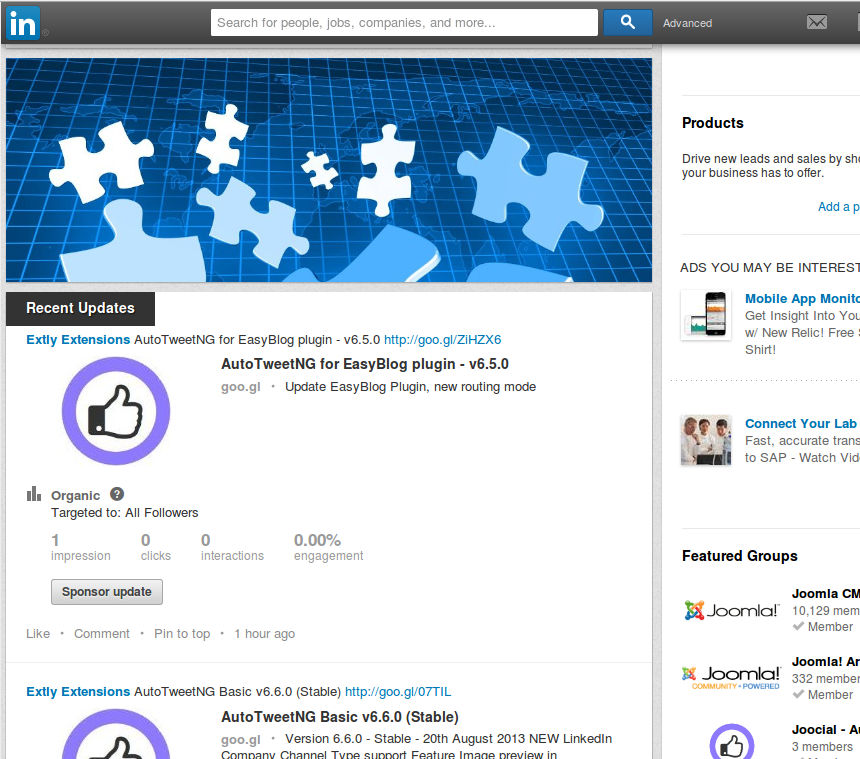 AutoTweetNG-LinkedIn-Company-Profiles-Support