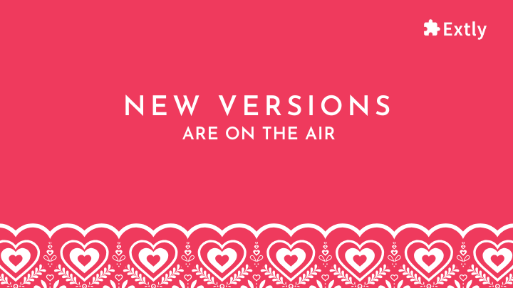 New versions are on the air