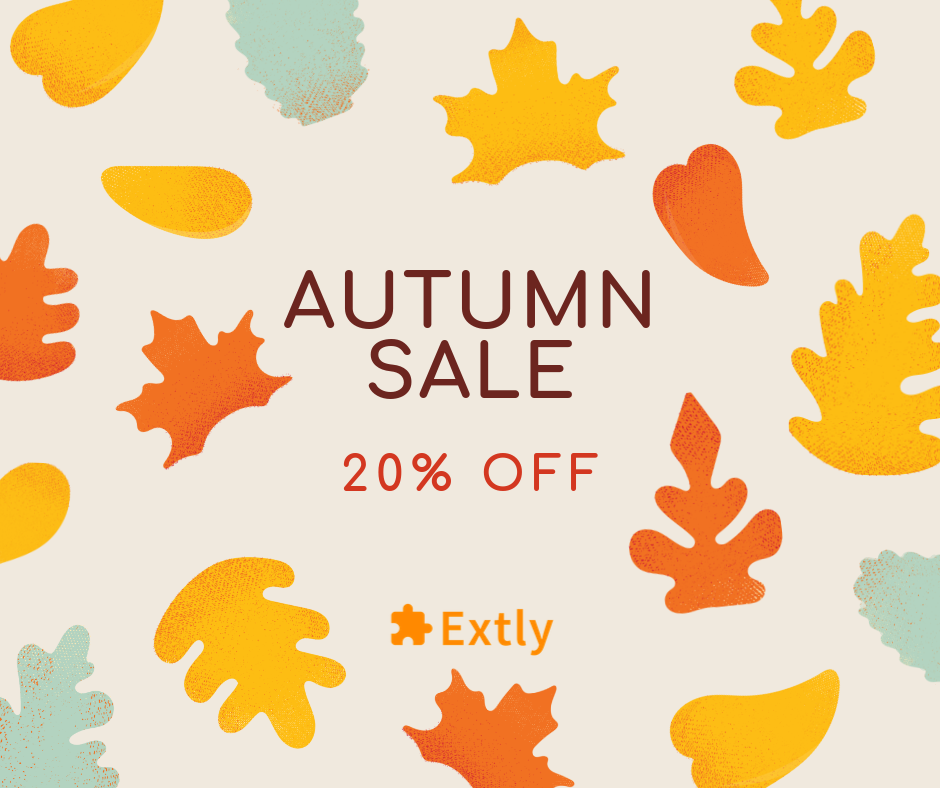 Autumn Sale 19